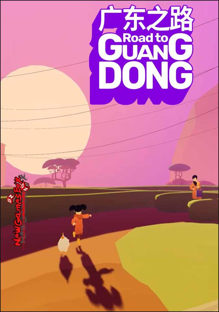 Road To Guangdong Free Download Full PC Game Setup