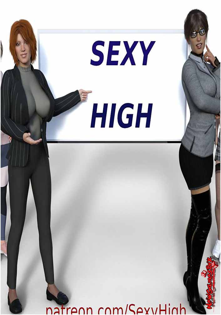 Sexy High Free Download Full Version PC Game Setup
