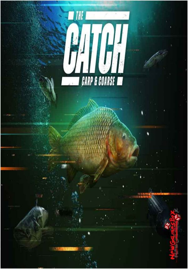 The Catch Carp And Coarse Free Download Full PC Game