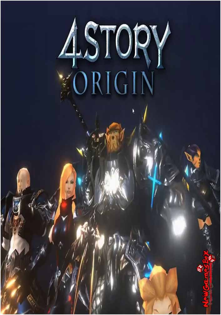 4Story Origin Free Download Full Version PC Game Setup