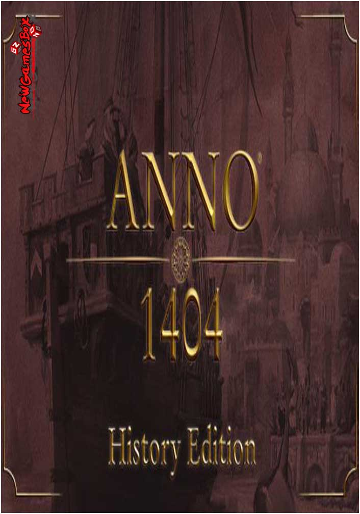 Anno 1404 History Edition Free Download Full PC Setup