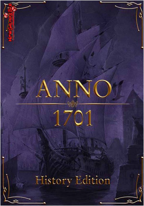 Anno 1701 History Edition Free Download Full PC Setup