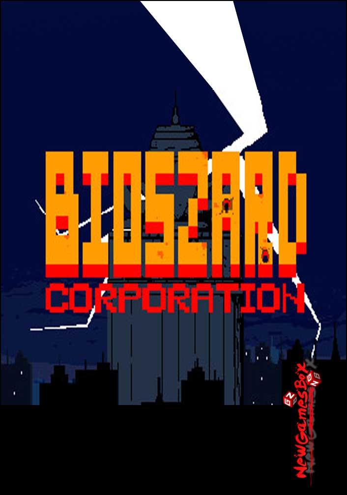 BIOSZARD Corporation Free Download Full PC Game Setup