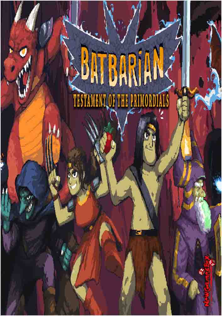 Batbarian Testament Of The Primordials Free Download PC