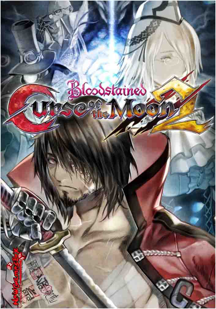 Bloodstained Curse Of The Moon 2 Free Download PC Game