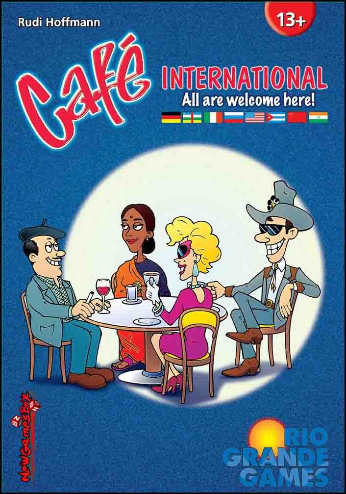 Cafe International Free Download Full Version PC Setup