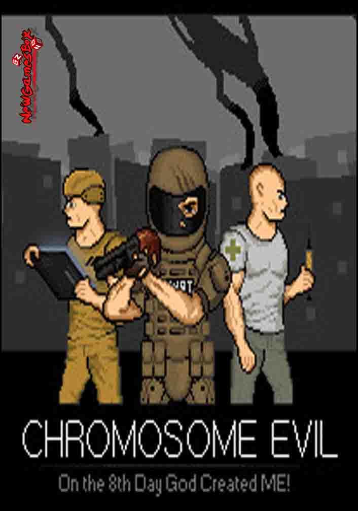 Chromosome Evil Free Download Full Version PC Game Setup
