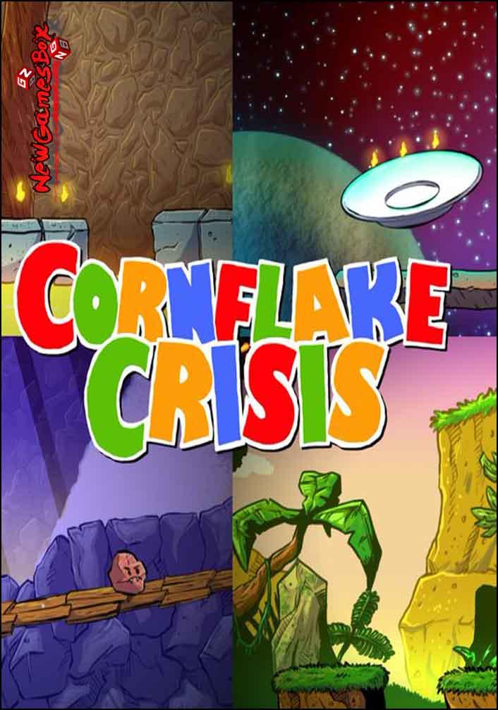 Cornflake Crisis Free Download Full Version PC Game Setup
