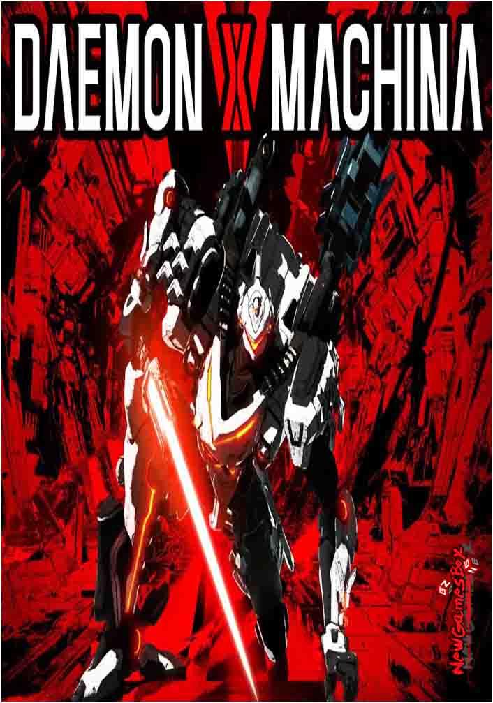 Daemon X Machina Free Download Full Version PC Setup