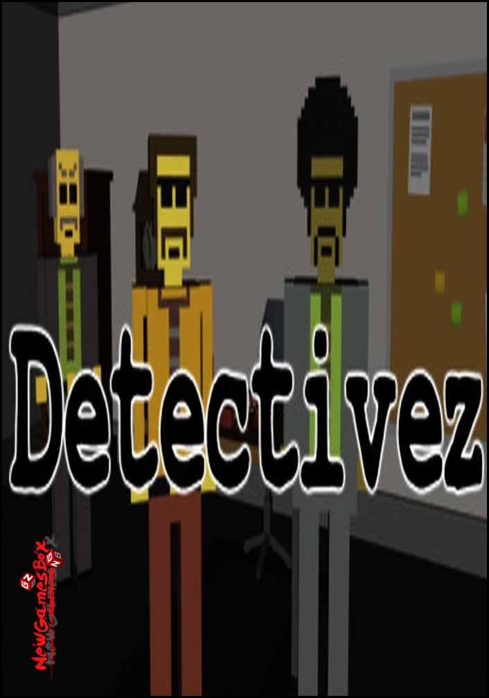 Detectivez Free Download Full Version PC Game Setup