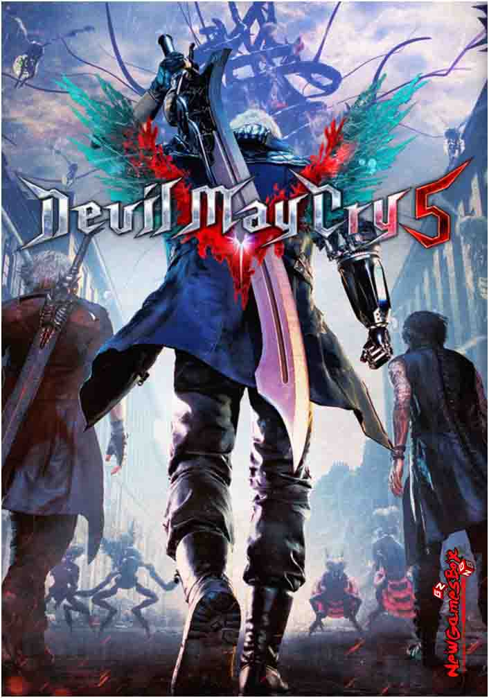 Devil May Cry 5 (2019) Free Download Full PC Game