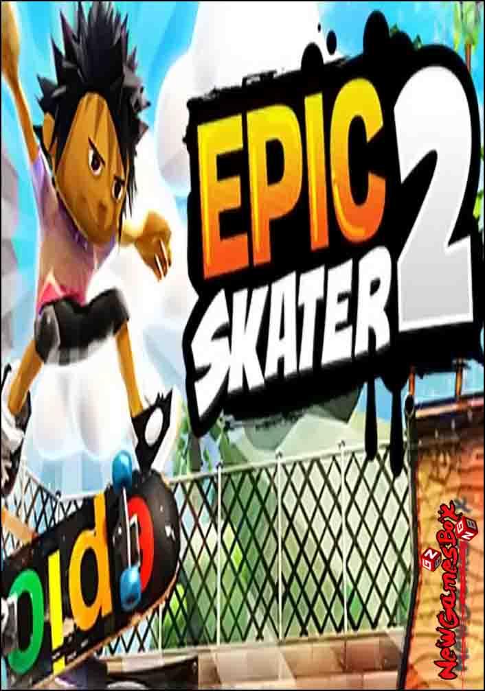 Epic Skater 2 Free Download Full Version PC Game Setup