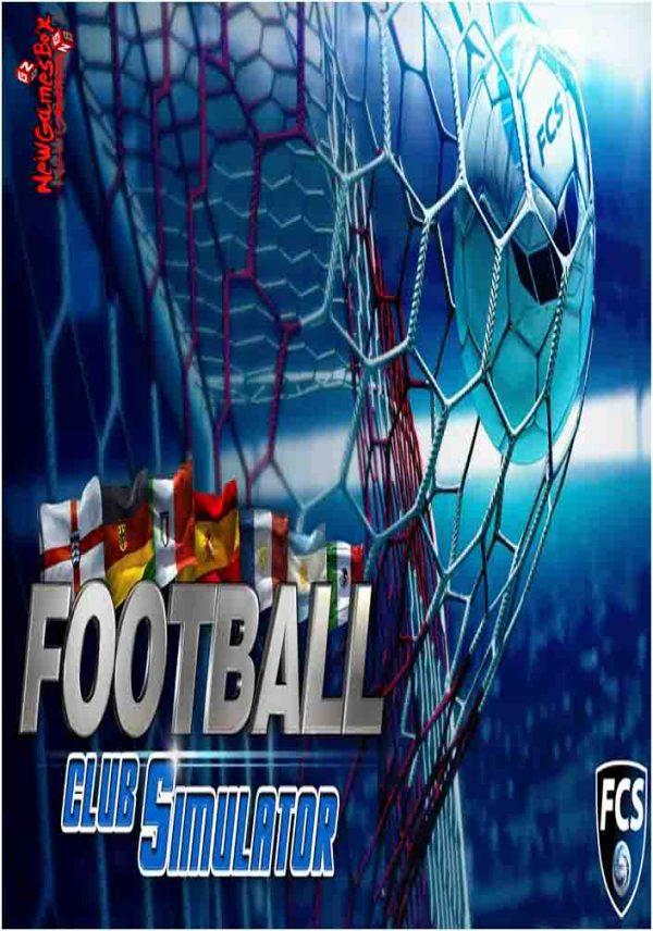 Football Club Simulator 20 Free Download Full PC Setup