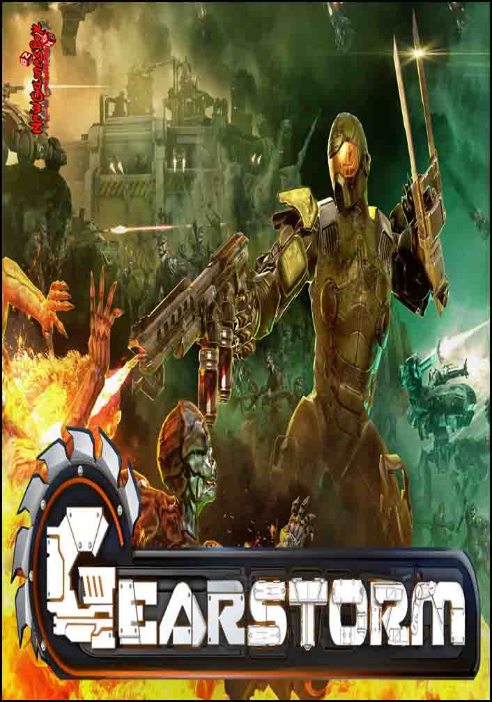 GearStorm Free Download Full Version PC Game Setup