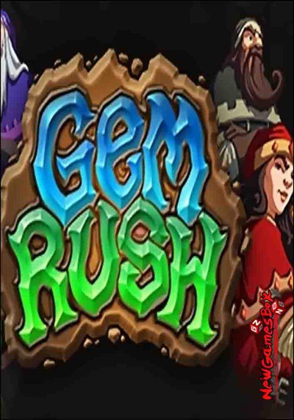 Gem Rush Free Download Full Version PC Game Setup