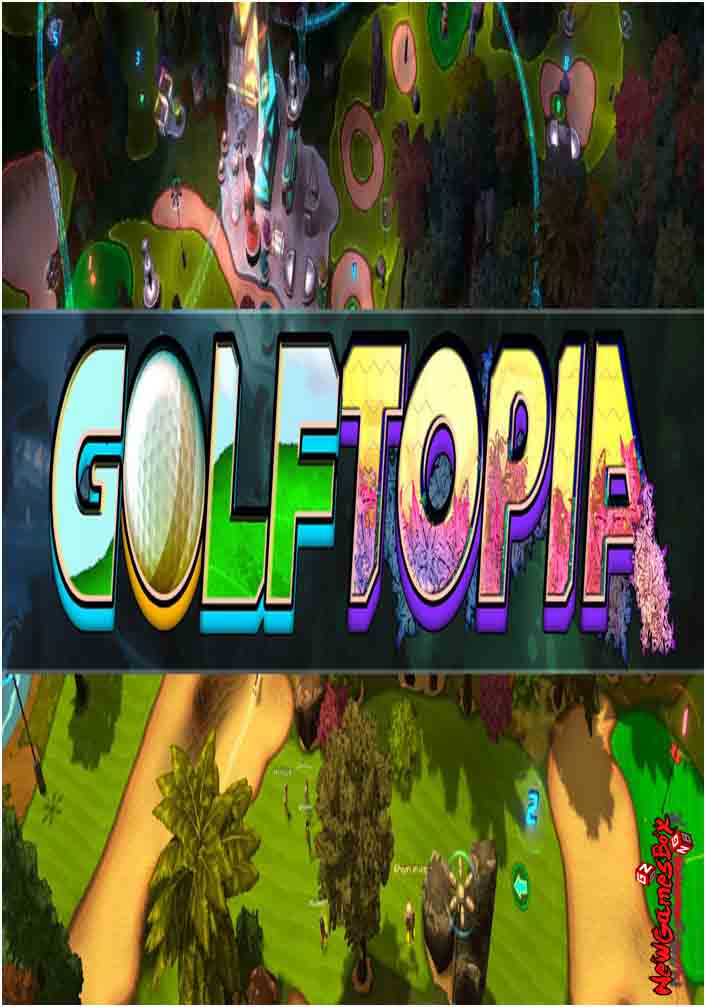 GolfTopia Free Download Full Version PC Game Setup