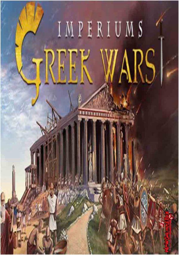 Imperiums Greek Wars Free Download Full PC Game Setup