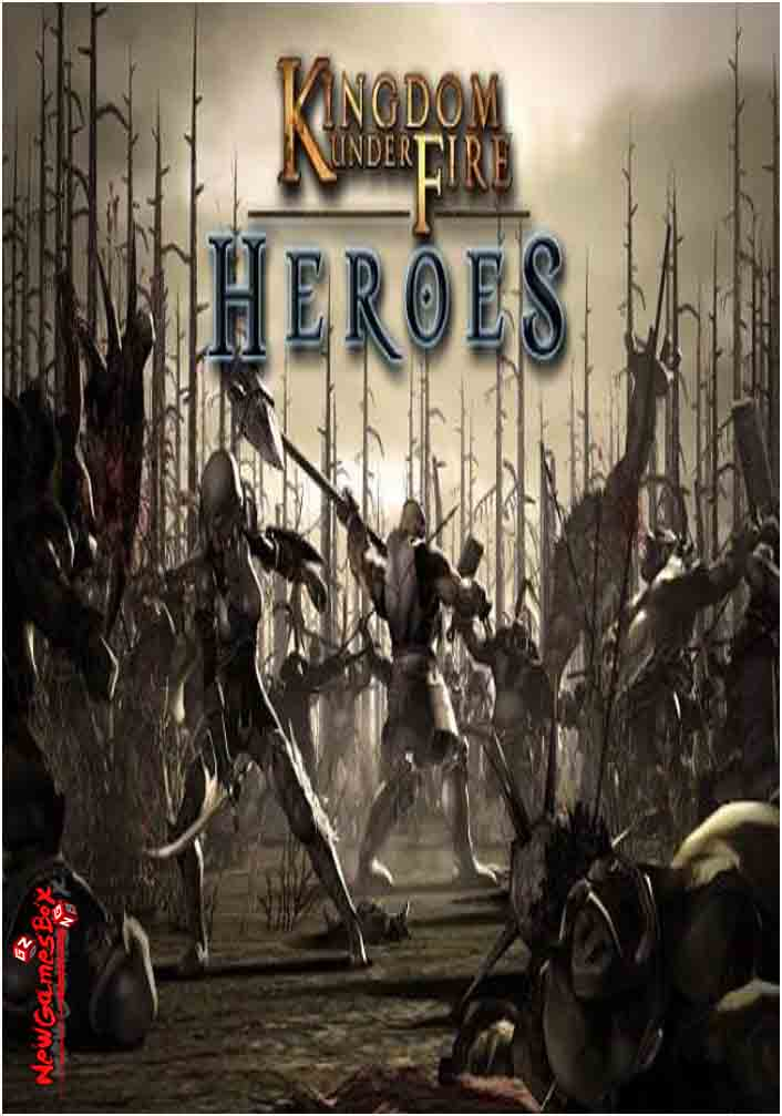 Kingdom Under Fire Heroes Free Download Full Game Setup