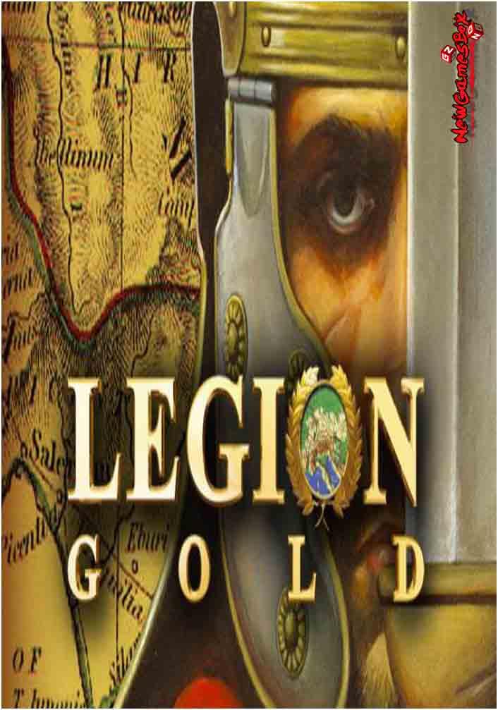 Legion Gold Free Download Full Version PC Game Setup