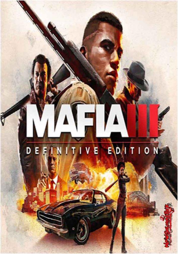 Mafia 3 Definitive Edition Free Download Full PC Game