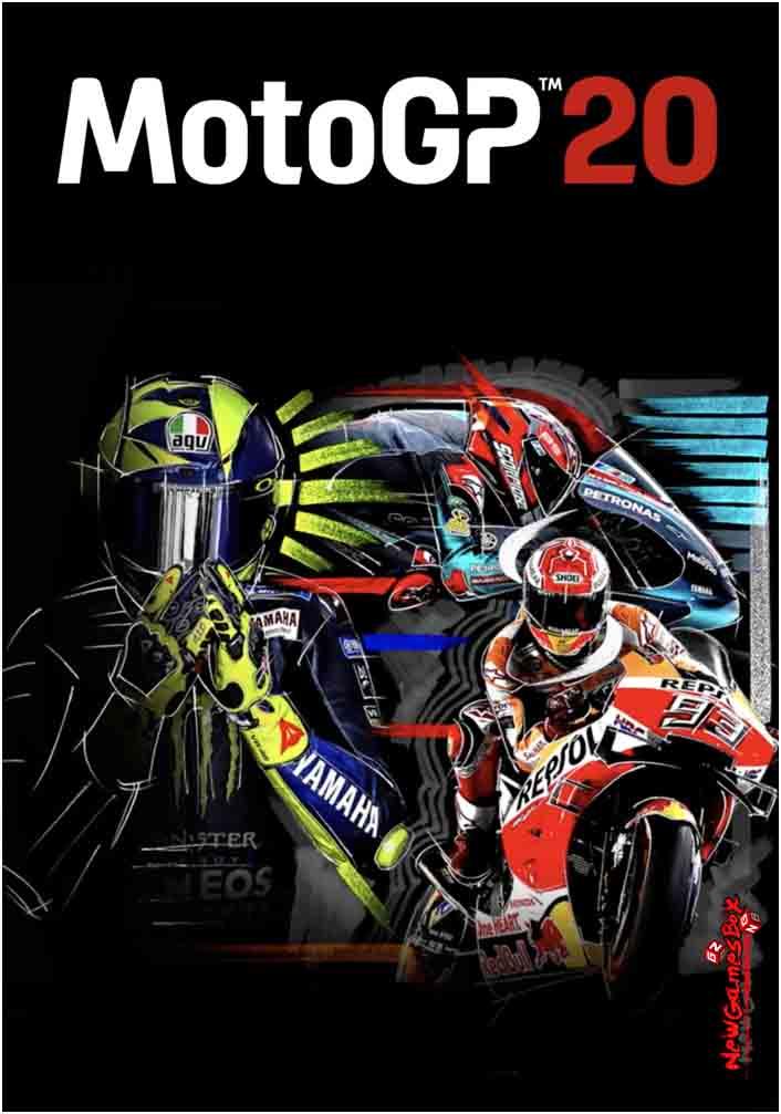 MotoGP 20 Free Download Full Version PC Game Setup