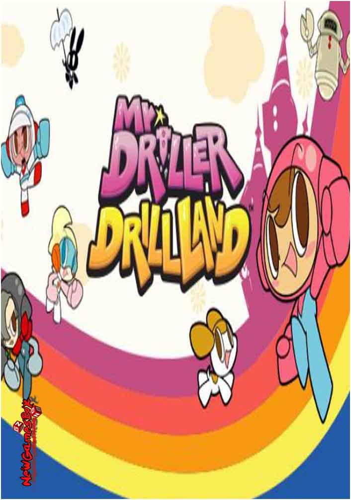 Mr DRILLER DrillLand Free Download Full PC Game Setup
