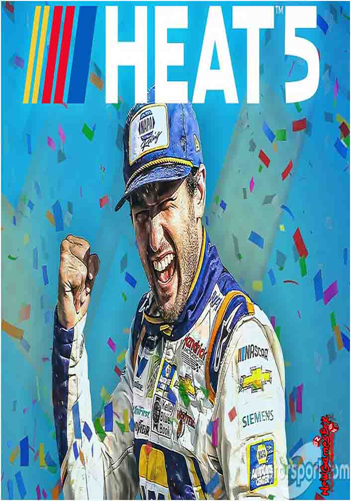 NASCAR Heat 5 Free Download Full Version PC Game Setup
