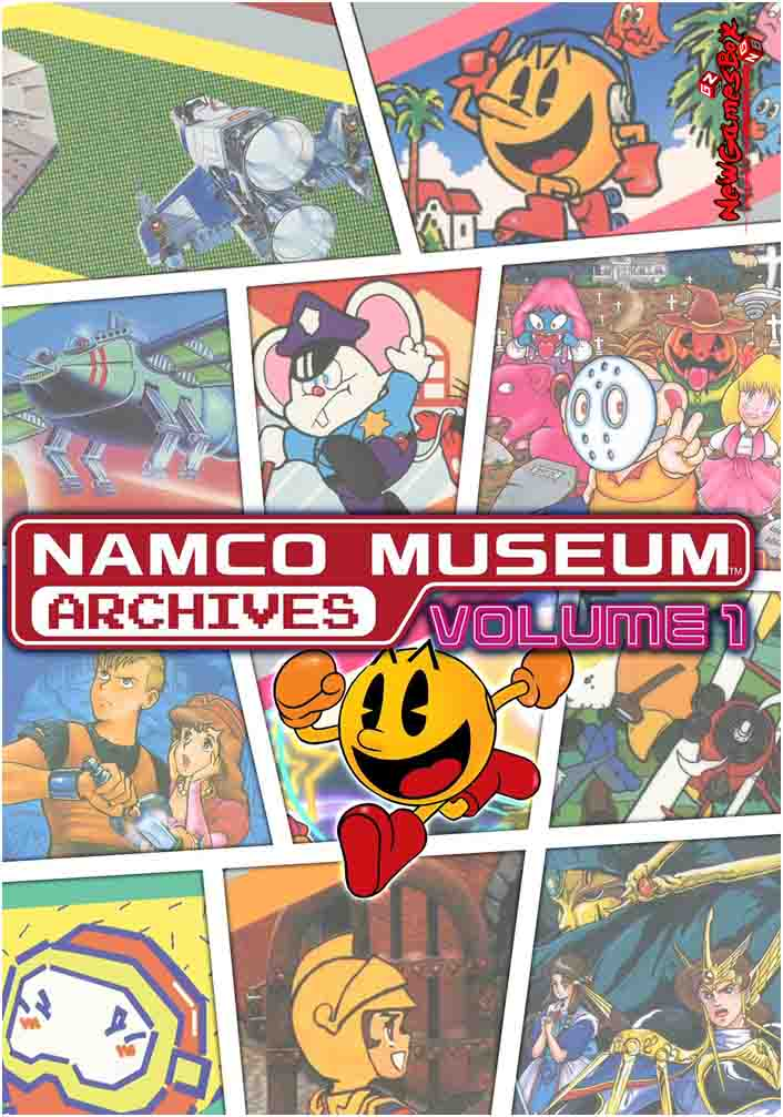 Namco Museum Archives Vol 1 Free Download Full PC Setup
