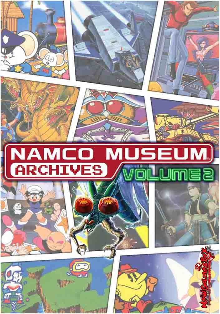 Namco Museum Archives Vol 2 Free Download Full PC Setup