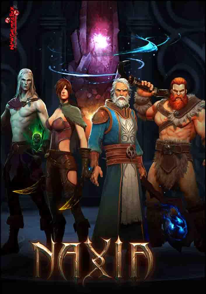 Naxia Free Download Full Version PC Game Setup