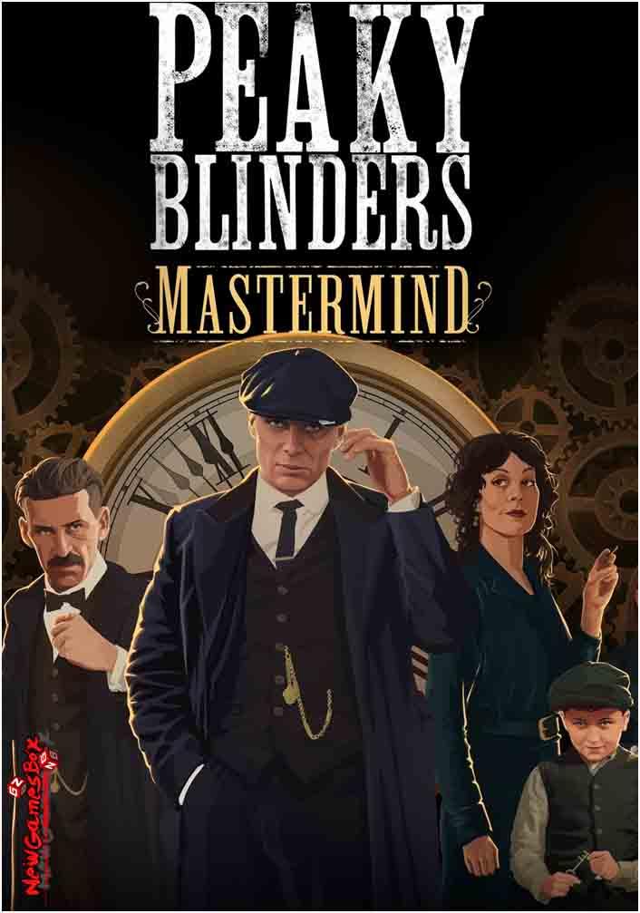 Peaky Blinders Mastermind Free Download Full PC Game Setup