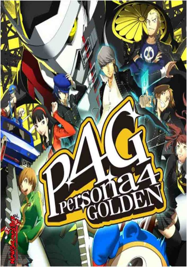 Persona 4 Golden Free Download Full Version PC Setup