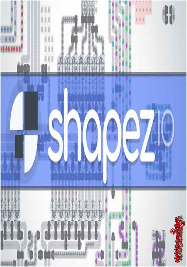 Shapez.io Free Download Full Version PC Game Setup