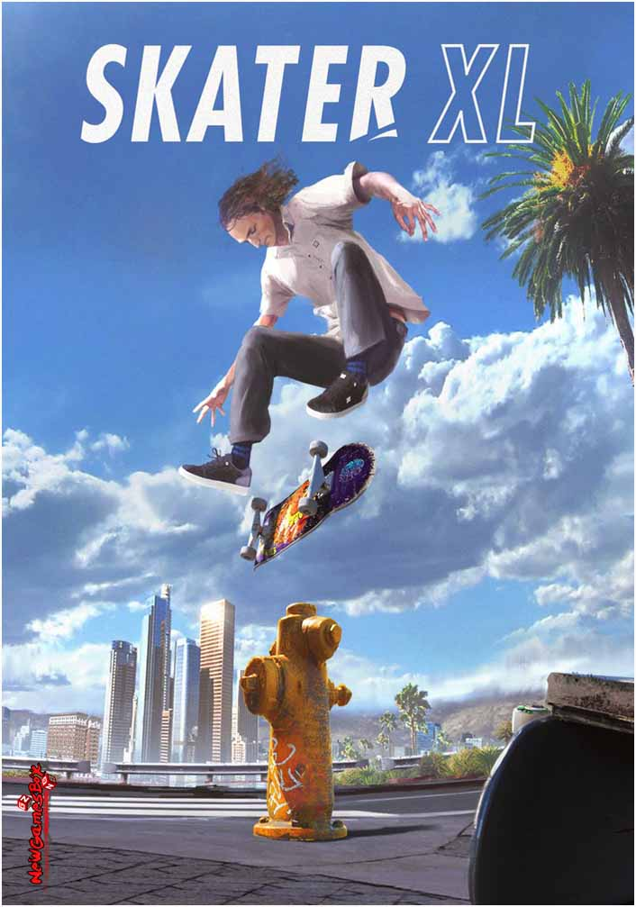 Skater XL The Ultimate Skateboarding Game Free Download