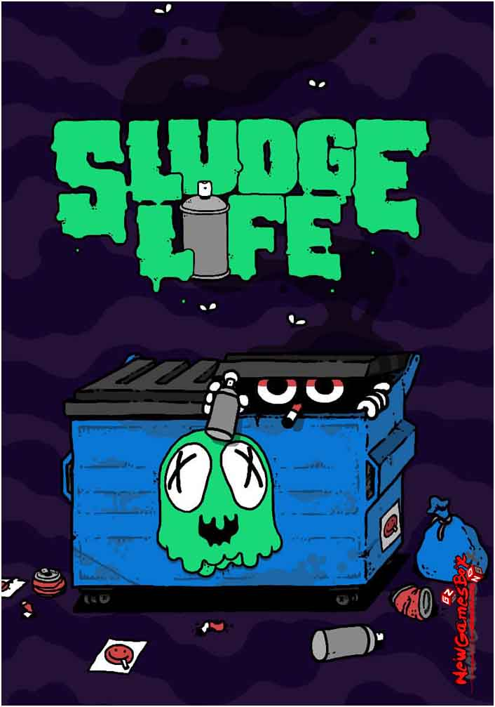 Sludge Life Free Download Full Version PC Game Setup