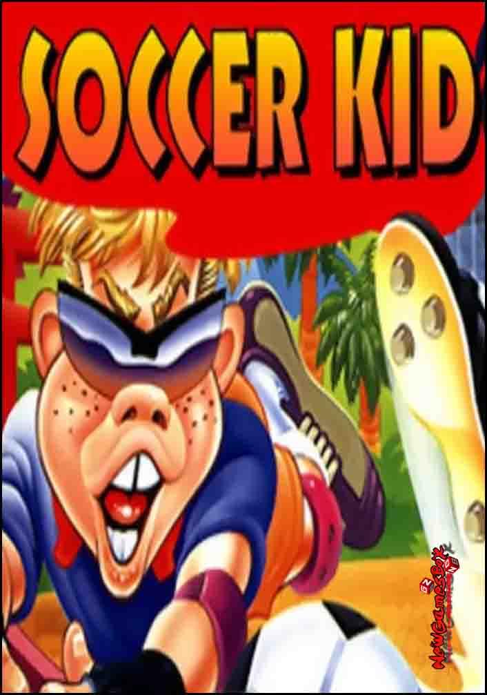 Soccer Kid Free Download Full Version PC Game Setup