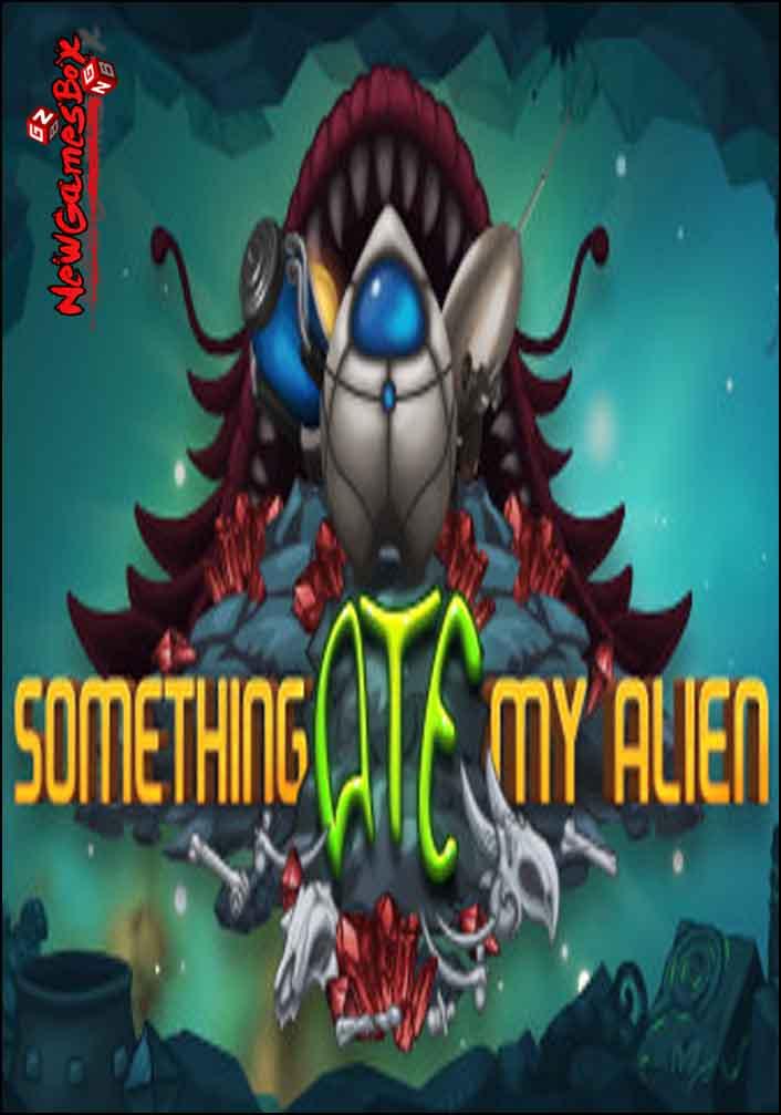 Something Ate My Alien Free Download Full PC Game Setup