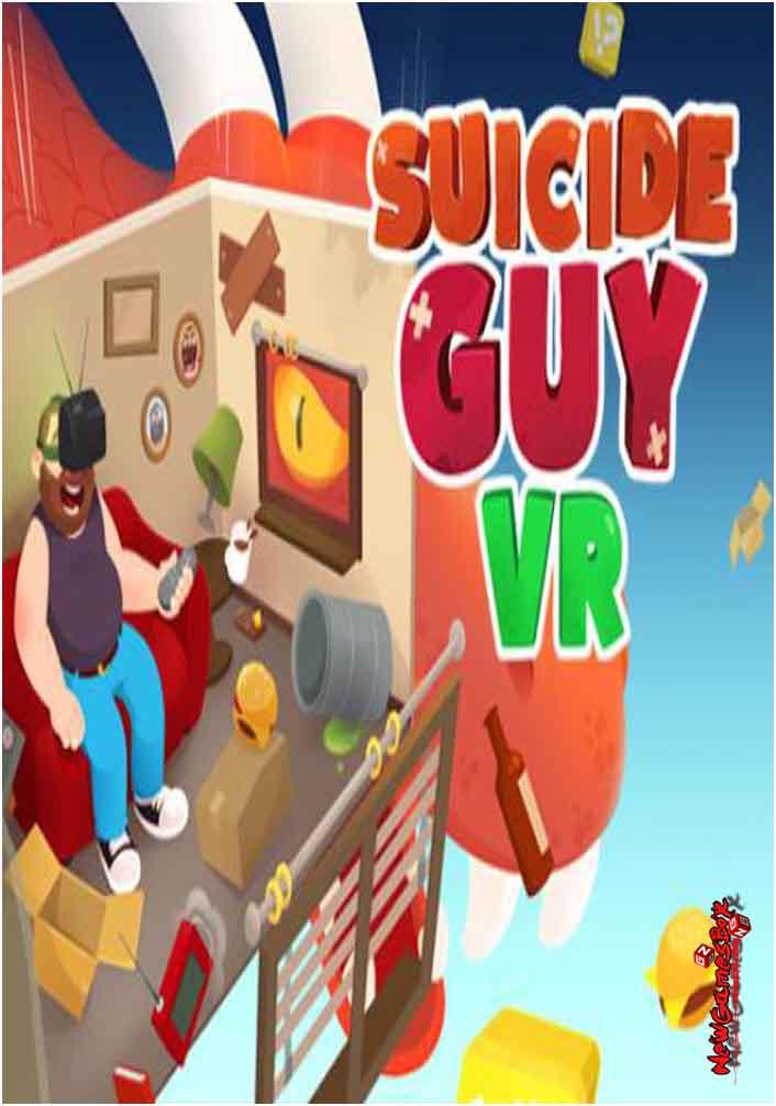 Suicide Guy VR Free Download Full Version PC Setup