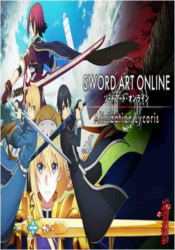 Sword Art Online Alicization Lycoris Free Download PC Game