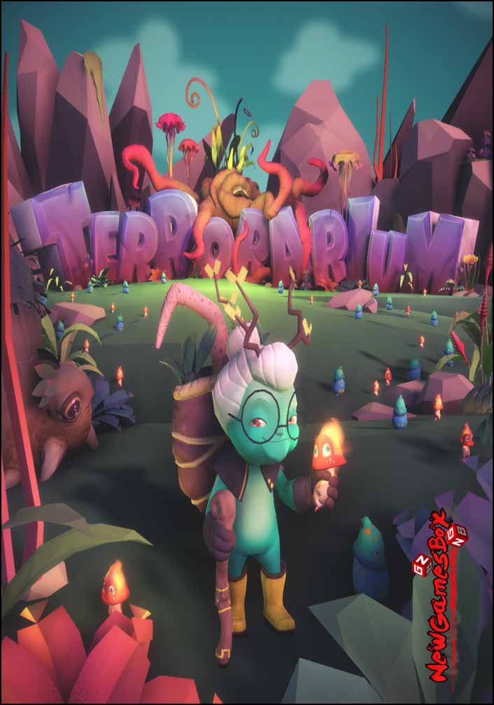 Terrorarium Free Download Full Version PC Game Setup