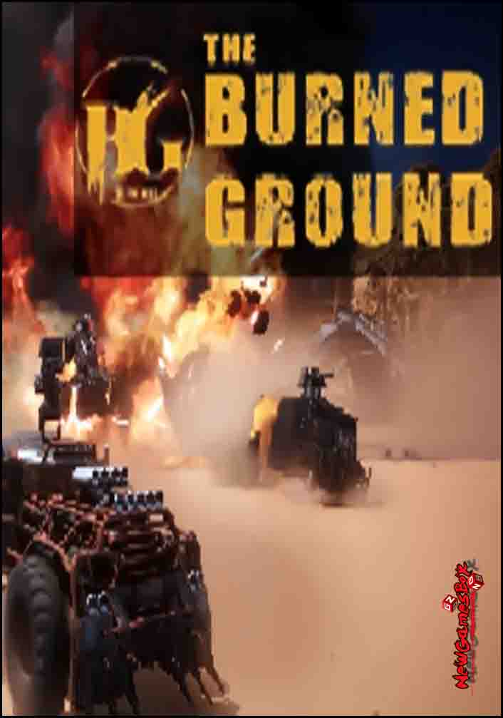 The Burned Ground Free Download Full Version PC Setup