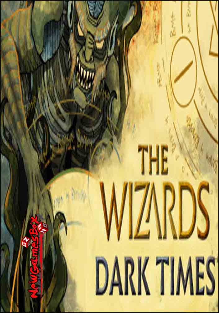 The Wizards Dark Times Free Download Full PC Game Setup