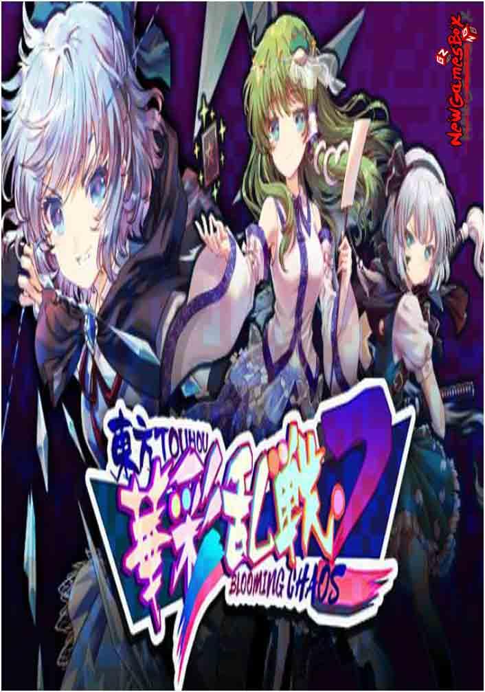 Touhou Blooming Chaos 2 Free Download Full PC Setup