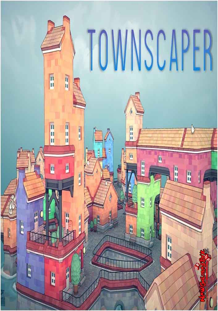 Townscaper Free Download Full Version PC Game Setup