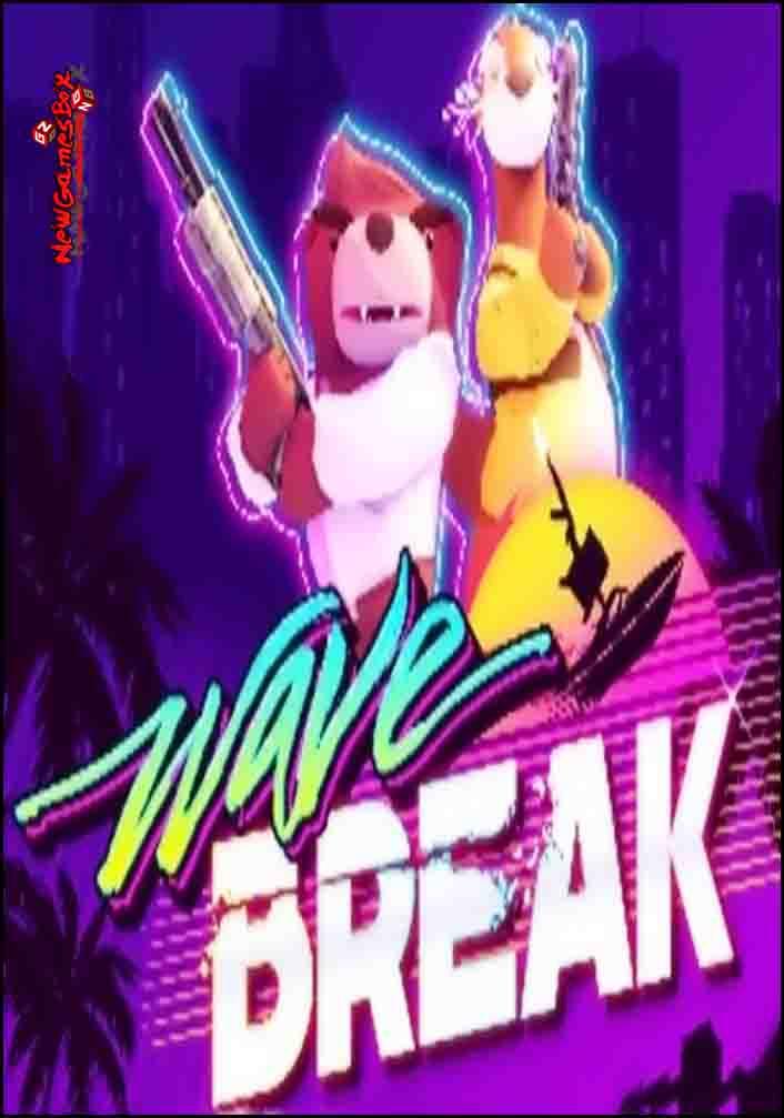 Wave Break Free Download Full Version PC Game Setup