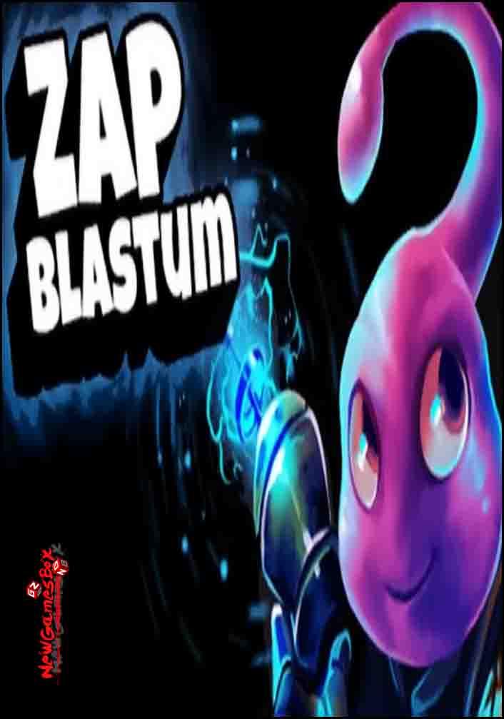 Zap Blastum Galactic Tactics Free Download PC Game Setup