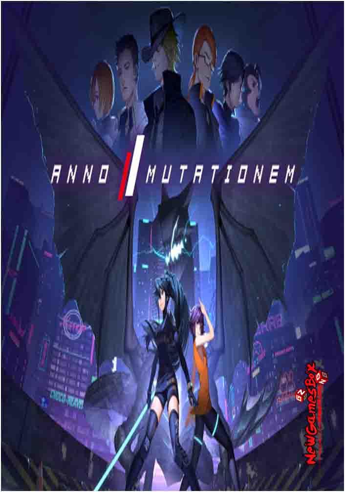 ANNO Mutationem Free Download Full Version PC Setup