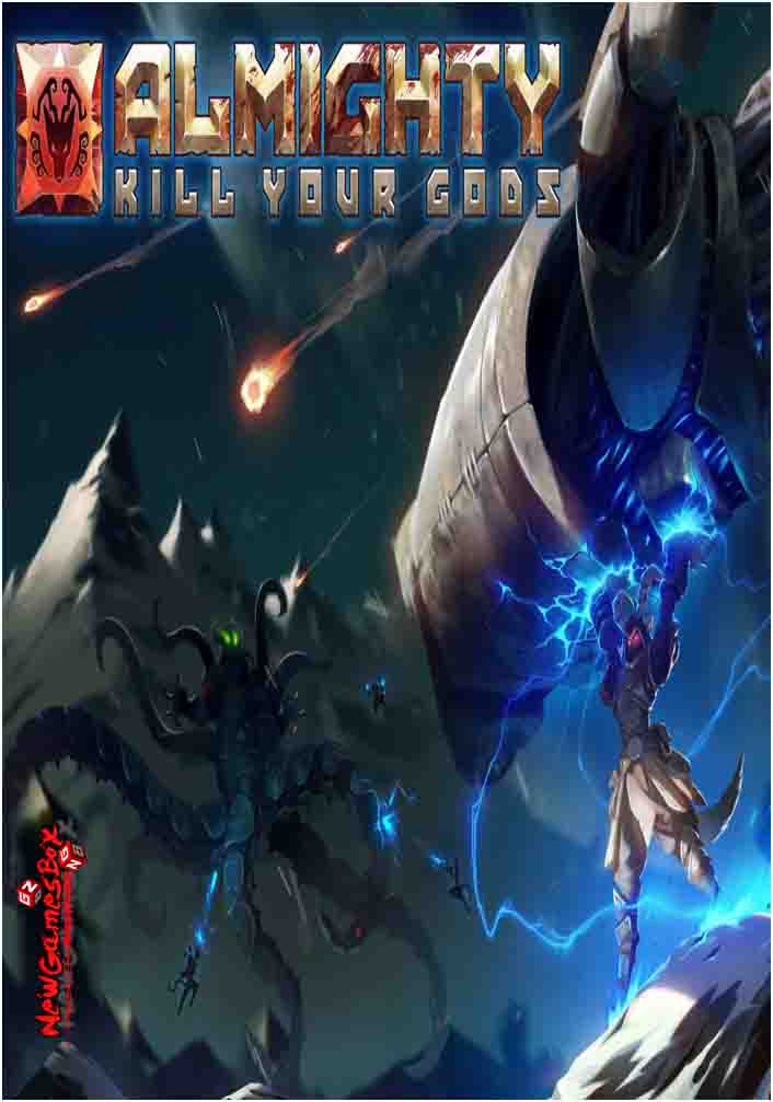 Almighty Kill Your Gods Free Download PC Game Setup