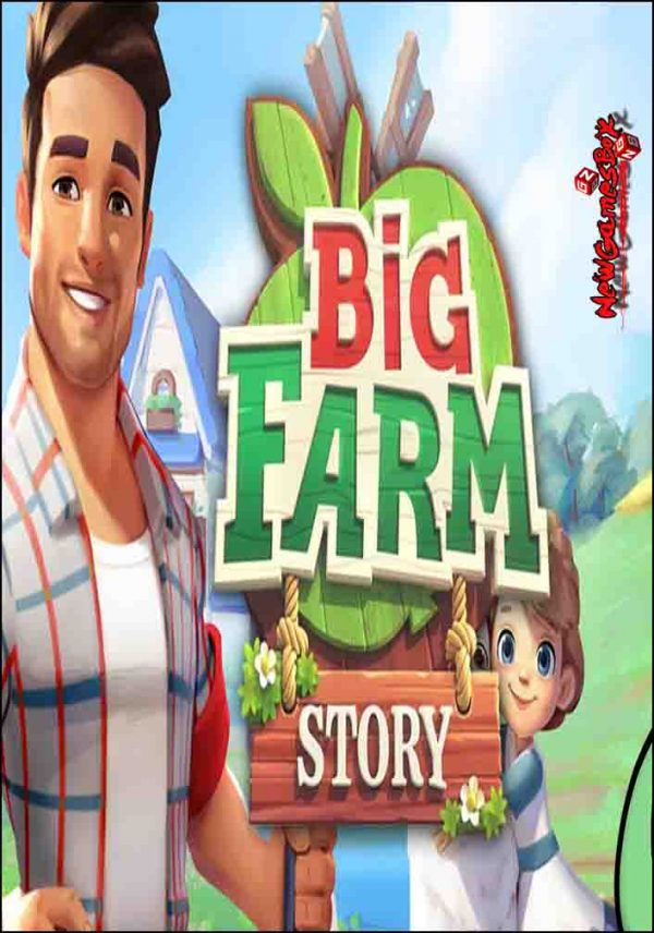 Big Farm Story Free Download Full Version PC Setup