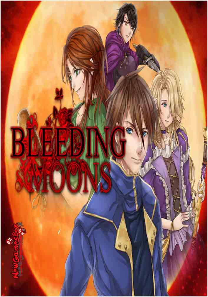Bleeding Moons Free Download Full Version PC Game Setup